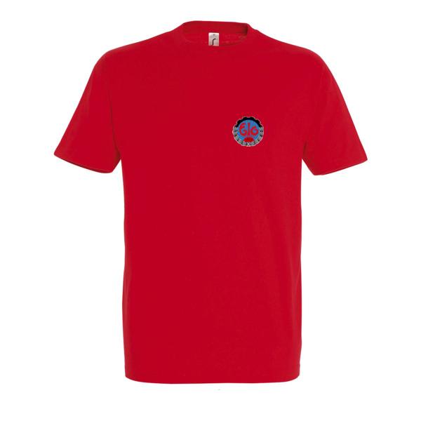 Elo paidat punainen