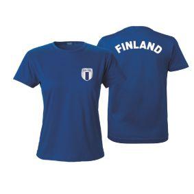 Suomi! T-Paita naisten